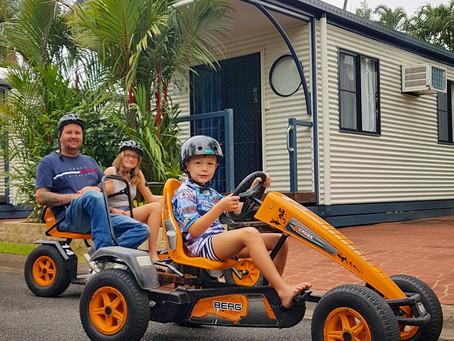 CAIRNS - Big 4 / Ingenia Cairns Coconut Resort
