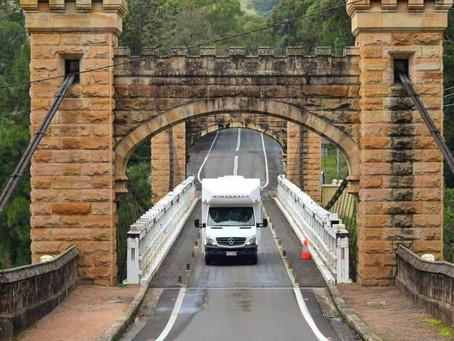 SYDNEY TO KANGAROO VALLEY NSW