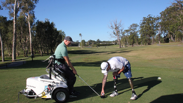 Individual Player Registration | Parkwood Village Charity Golf Day 2019