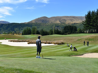 New Zealand QUEENSTOWN – GOLF Jacks Point and The Hills golf clubs