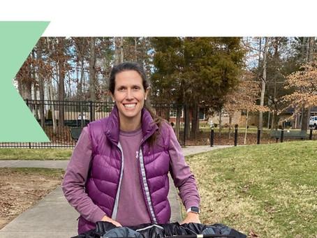 Postpartum Running: Sarah's Journey