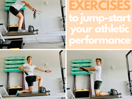 6 Pilates Exercises to Jump-Start Your Athletic Performance