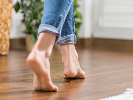 6 Tips for Strong, Pain-Free Feet