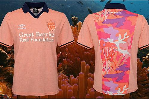 Coral studios X Umbro Coral Jersey