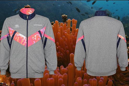 Coral Studios x Umbro Reversible Track jacket