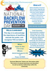 NATION BACKFLOW PREVENTION DAY!