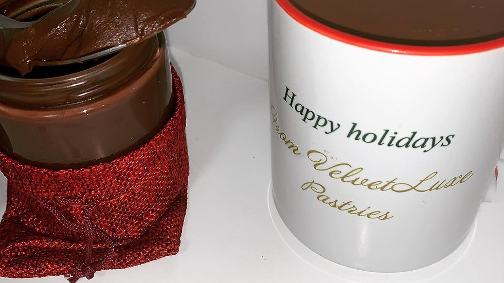 Potted Hot Chocolate