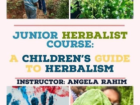 Junior Herbalist (Ages 10 - 12)