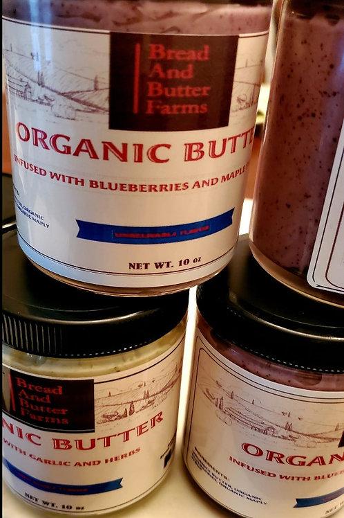 Organic Vanilla Cardamom Butter