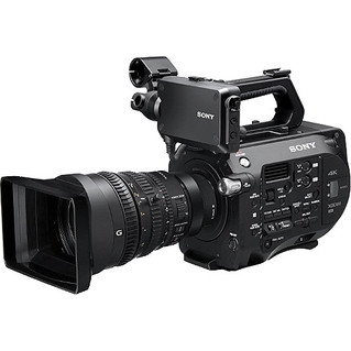 New Sony FS7 Mark II in the Studio!