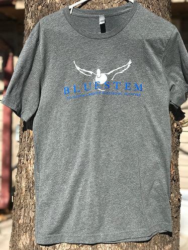 Grey/Blue T-Shirt
