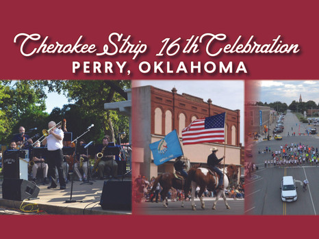 2021 Annual Cherokee Strip Celebration