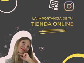 Importancia de una Tienda online