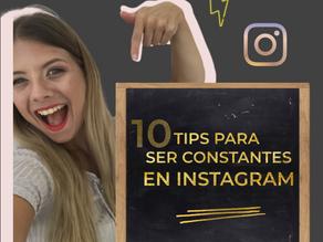 10 Tips Para Mejorar Tu Constancia En Instagram