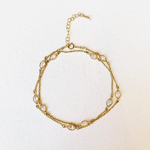 Crystal Wrap Chain