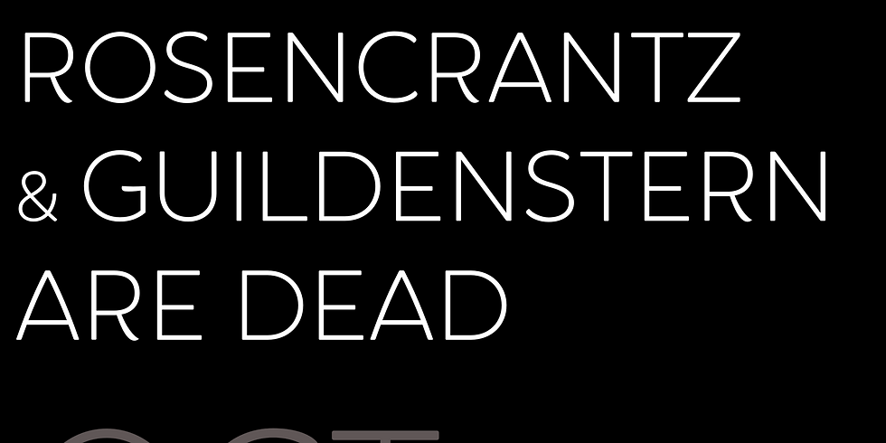 PLAYDATE: Rosencrantz & Guildenstern are Dead!