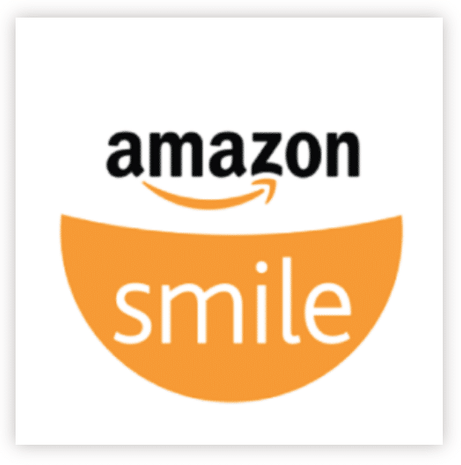 Shop with Amazon Smile + give back!