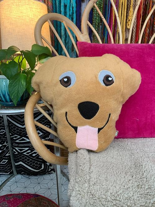 Labrador Accent Pillow