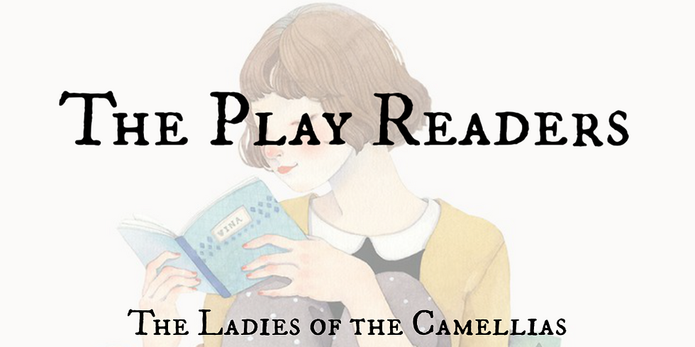 Ladies of the Camellias by Lillian Groag