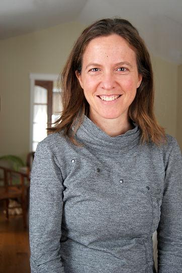 Photo de Chantal Grondin, thérapeute par la polarité et professeur de yoga