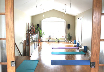 Studio Daya, yoga Sherbrooke