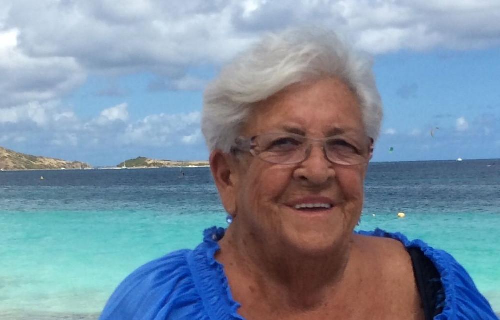 Photo: Facebook Mariette Tremblay est décédée à l'âge de 82 ans après avoir attrapé le virus au coeur de la pandémie. Sa famille souhaite que son décès puisse aider à sauver des vies.