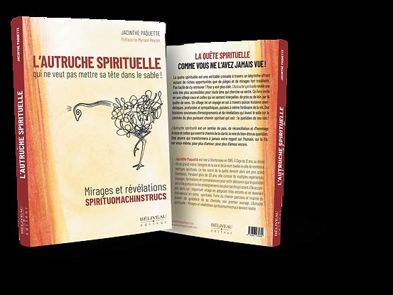 book-mockup - Autruche simple recto et v