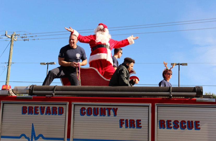 Mims Volunteer Fire Department to Host Annual Christmas Parade Dec. 5