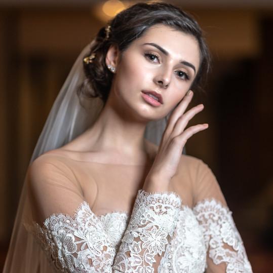 Tanya Bridal Makeup & Hair