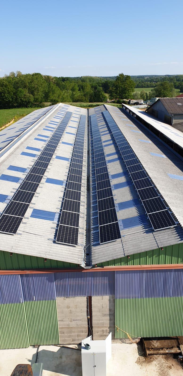 panneaux toiture professionnels