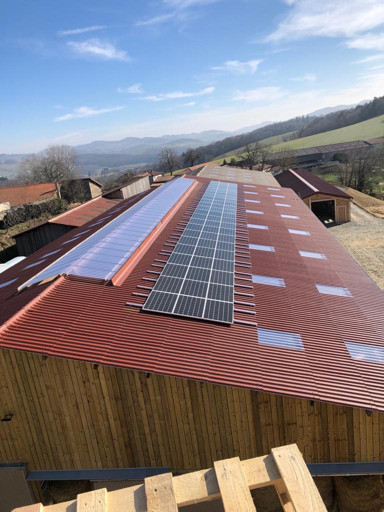 Panneaux solaires professionnels