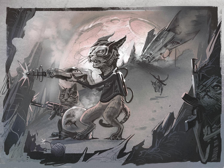 cat faction 58