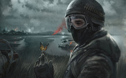 soldier and butterfly last 5 2