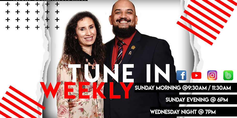 Sunday AM Revival Service 09/13/2020 ***Held in Sanctuary!!