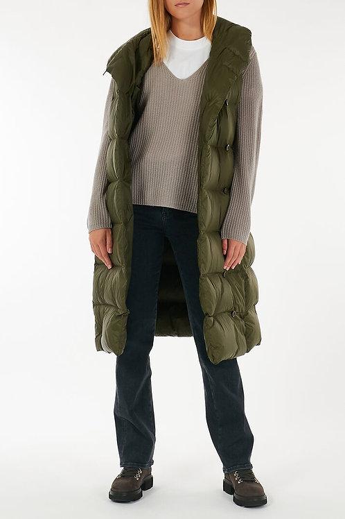 Long Puffer Vest SORONA