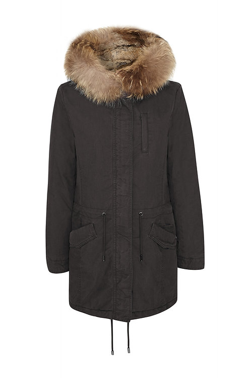 Icon Parka Black