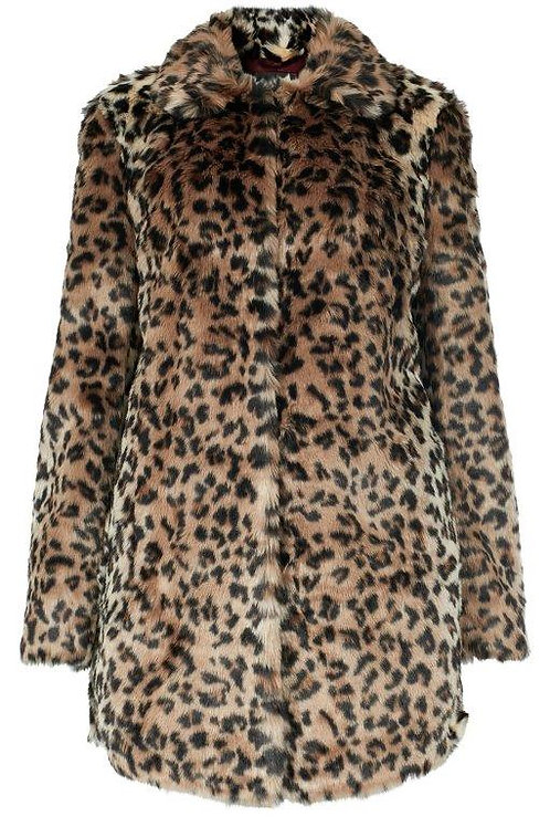 Leo Fake Fur Coat