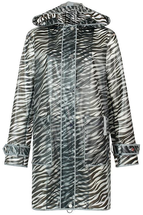 Zebra Rain Coat