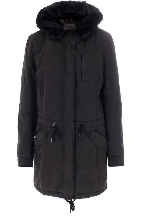Icon Parka Fake Fur