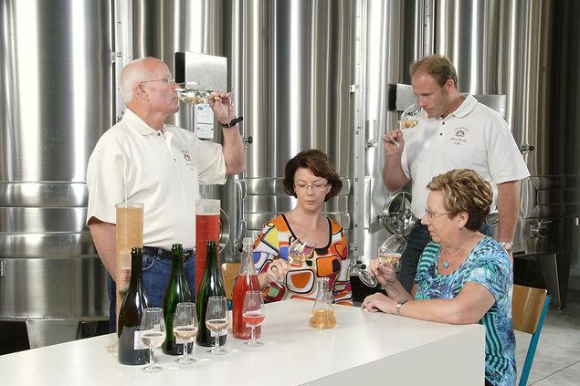 Famille Blaise Lourdez Assemblage de nos champagnes