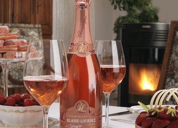 5)   6 Cuvées Prestige Rosé