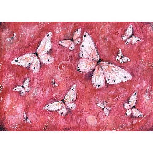 Butterfly Daydream butterfly art print