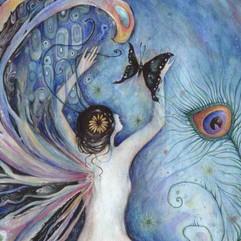 Sylph painting