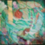 Atlantis Mermaid painting mermaids underwater ruins art