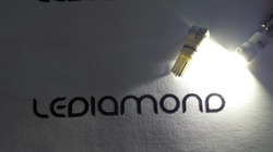 Bombillas LEDiamond T5 Interiores samsung 5050