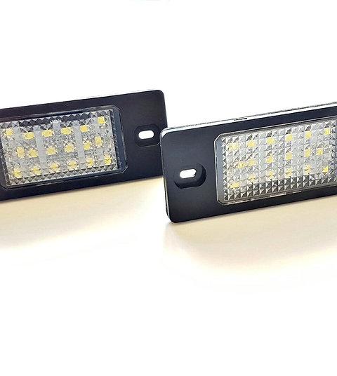 Plafones LED Matrícula AUDI TT TTS TT ROADSTER... LMD030608
