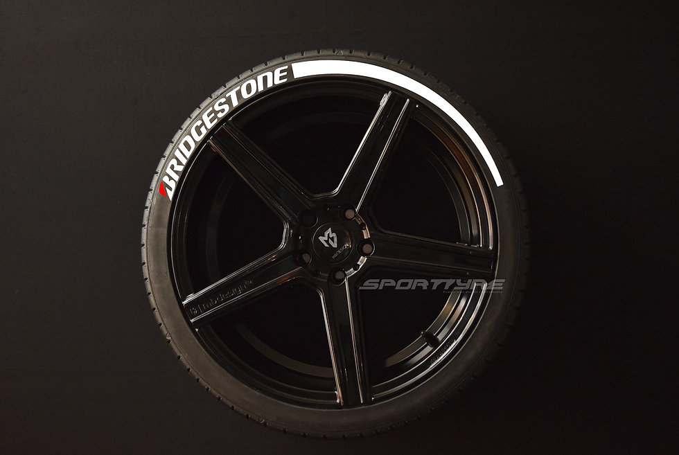 BRIDGESTONE + ARROW SportTyre EVO4 Top Quality. Set 4 + 2 Activador + 1Limpiador