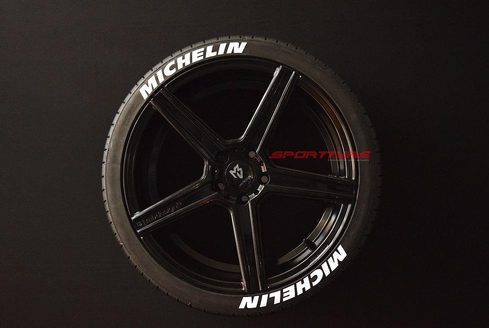 MICHELIN SportTyre EVO4 High Performance. Set 8 + 1 Activador