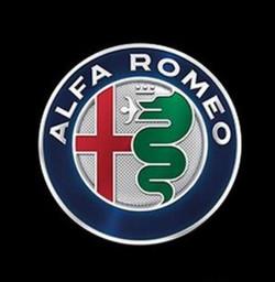 Plafones LED matricula ALFA ROMEO