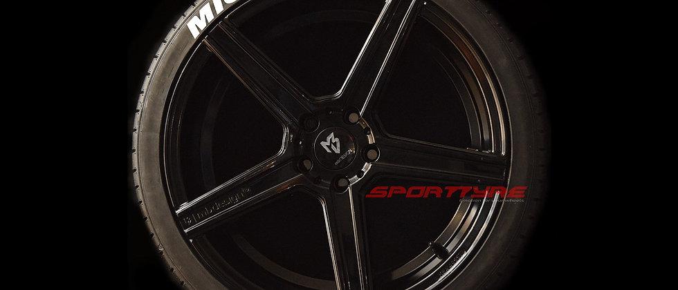 MICHELIN SportTyre EVO4 High Performance. Set 4 + 1 Activador